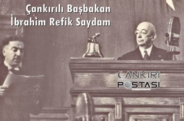 Eski Başbakanlardan Dr. İbrahim Refik Saydam'ın bugüne kadar hiçbir yerde yayınlanmamış fotoğraflarını Çankırı Postası ortaya çıkarttı.
