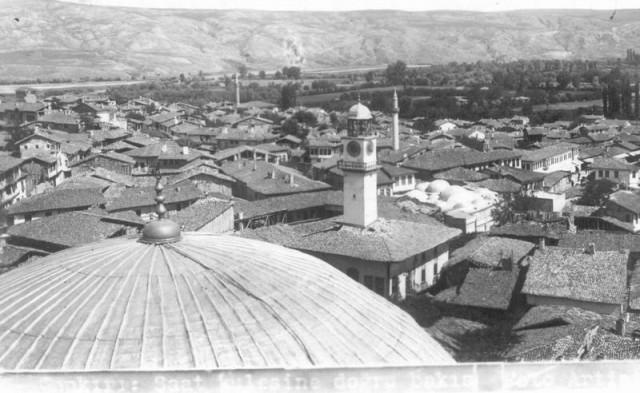 Orhun Zencircioğlu albümünde yer alan fotoğraf karelerinde Çankırı'nın siyah-beyaz yılları gün yüzüne çıkıyor.