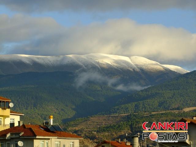 Yeşili, beyazı ile Türkiye'nin sayılı cennet köşelerinden Ilgaz dağı,  sisli, yeşil ve beyaz görüntüsü ile her renkten güzelliklerini yansıttı.