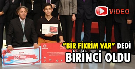 Tv8'de yayınlanan 'Bir Fikrin mi Var?' yarışma programında finale kalan Çerkeş'in Saçak beldesinden Necmettin Türkoğlu, Çankırı Tuzu üzerine yaptığı çalışmalarla katıldığı yarışmayı birincilikle tamamladı.