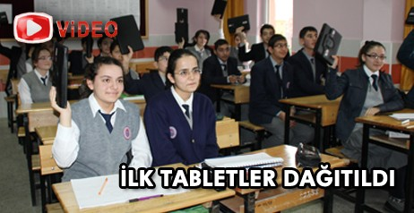 Şubat ayı eğitimde yeni bir başlangıcın habercisi oldu. Çankırı da ilk tabletler dağıtıldı. Milli Eğitim Bakanlığı tarafından yürütülmekte olan Eğitimde FATİH Projesi kapsamında, 383 öğrenci ile 103 öğretmene tablet bilgisayar dağıtıldı.