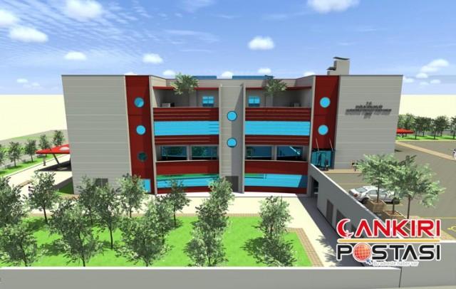 Bir süredir merakla beklenen Kurşunlu ilçesine yapılacak 25 yataklı yeni hastaneye ait ihale ilanı TOKİ tarafından yayınlandı.