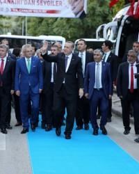 Cumhurbaşkanı Erdoğan Çankırı Ziyareti