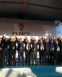 Ahmet Davutoğlu Çankırı ziyareti!