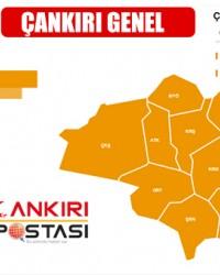 Çankırı ilçe ilçe 1 Kasım seçim sonuçları