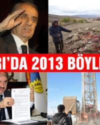 Çankırı'da 2013 Böyle Geçti