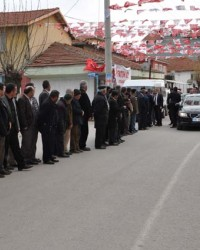 Mustafa Destici Çankırı ziyareti!
