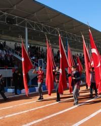 Çankırı'da Cumhuriyet Coşkusu