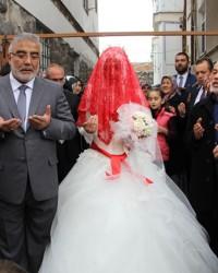 Çankırı'nın zirvesi bu düğünde buluştu!