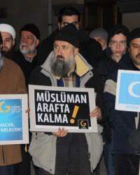 Doğu Türkistan için dua