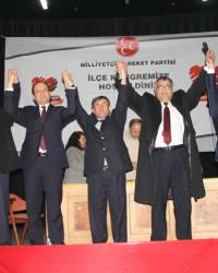 MHP Merkez İlçe Kongresi