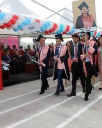 Çankırı Karatekin Üniversitesi 7 . dönem mezunlarını verdi!