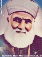 Yapraklılı Hacı Mustafa Efendi (K.S) (1870-1942)