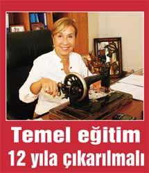 Hey Tekstilde Orhan Gencebaylı üretim