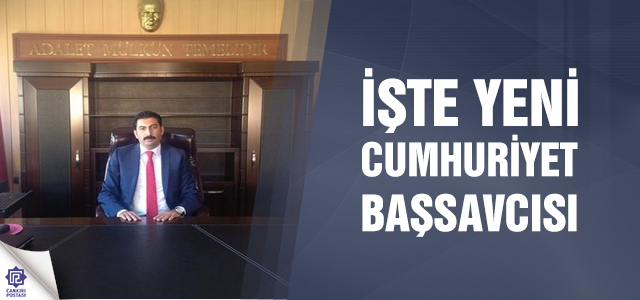 Çankırı Cumhuriyet Başsavcısı değişti