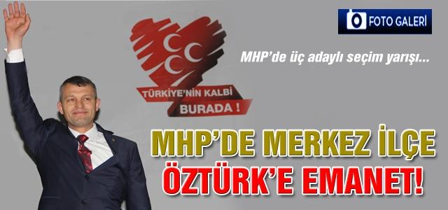 Çankırı MHP Merkez İlçe Seçimleri Sonuçlandı