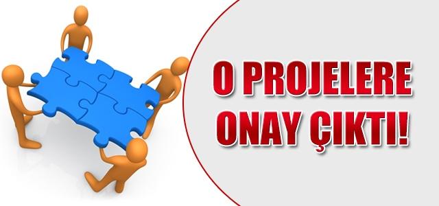 Çankırı'dan üç proje onay çıktı!