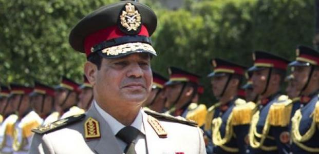 Darbeci Sisi için şok kampanya