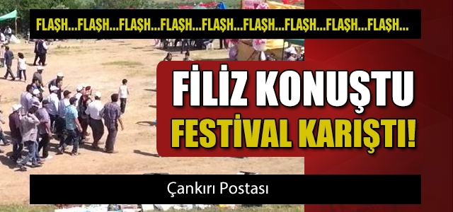 Filiz konuştu festival karıştı!