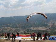 FLAŞ… Yamaç Paraşütünde Türkiye Şampiyonası Bayramörende!