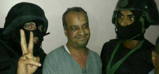 İhvan liderlerinden Biltaci gözaltına alındı