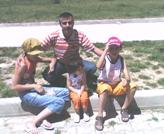 Çerkeş'te özel araç otobüsün altına girdi! Bir aile yok oldu!