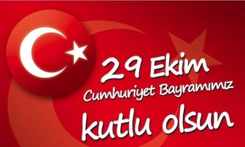 Şahin'den 29 Ekim Cumhuriyet Bayramı mesajı