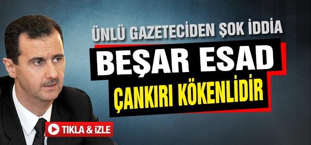 Şok iddia! Beşar Esad Çankırı kökenlidir...