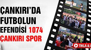 1074 Çankırıspor BAL ligine devam
