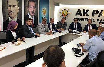 Vekil Çivitcioğlu halk günü düzenledi!