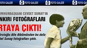 5. Cumhurbaşkanı Cevdet Sunay'ın Çankırı Fotoğrafları