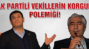 Ak Partili vekillerin Korgun polemiği!