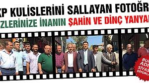 Bu fotoğraf AKP kulislerine bomba gibi düştü!