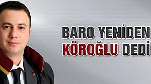 Çankırı Baro Başkanlığı secimleri sonuclandi!