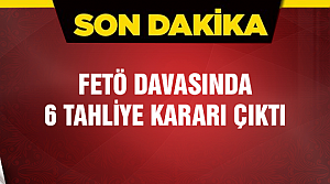 Çankırı'da FETÖ davasında 6 tahliye kararı çıktı!