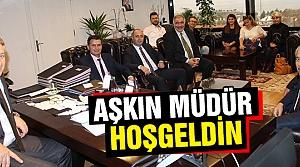 Çankırılılar İzmir Emniyet Müdürünü ziyaret etti!