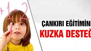 KUZKA'dan Çankırı eğitimine destek!