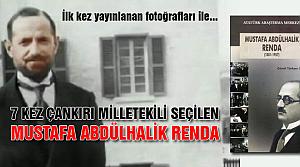 M. Abdülhalik Renda'ya dair ilk kitap yayınlandı