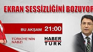Şahin, Habertürk TV'de Didem Arslan'ın konuğu!