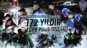 Şahin'in, Türk Polis Teşkilatı mesajı
