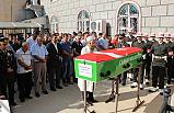 Kıbrıs Gazisi Muzaffer Ustaer son yolculuğuna uğurlandı