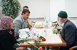 Rektör Ayrancı İftarını Huzurevi Sakinleri ile Birlikte Açtı