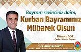 Çankırı Belediye Başkanı Hüseyin Boz'un Kurban Bayramı Mesajı