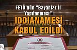 """Çankırı'da FETÖ'nün """"Bayanlar Yapılanması"""" iddianamesi kabul edildi"""