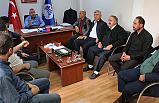 Zabıta Müdürlüğü Servisçilerle masaya oturdu!