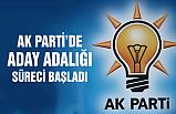 AK Parti'de aday adaylığı başvuruları başladı!