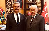 Hakkı Yalçın, Çankırı Belediye Başkanlığına aday adaylığını açıkladı
