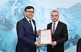 İl Başkanlığına atanan Çelik, ilk açıklamasını Çankırı Postasına yaptı!