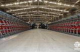 Granitte Dünya'nın en büyük fabrikası 1 yıldır yatıyor!