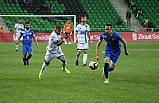 Çankırı'nın Zafer Gecesi! 1074 Çankırıspor penaltılarla turladı...